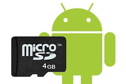 Cara Partisi SD Card Android Tanpa PC