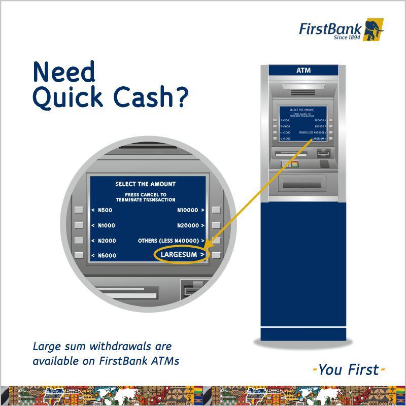 FirstBank Quick Cash? Click Here...