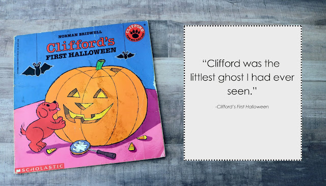 Clifford's First Halloween Book