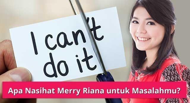 Motivasi Merry Riana, Quotes Merry Riana