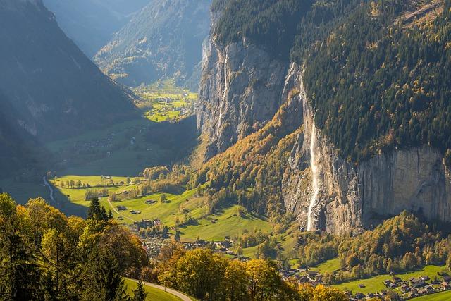 Cascada de Staubbachfall