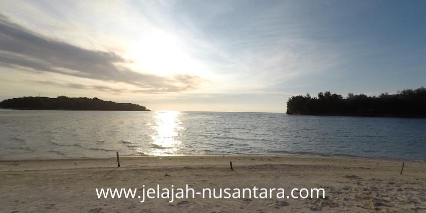 paket wisata murah open trip pulau harapan kepulauan seribu