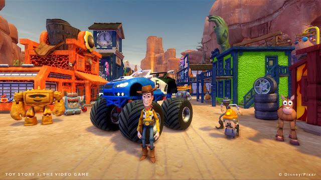 Toy Story 3, Lost Odyssey y Guwange ya son retrocompatibles en ONE 1