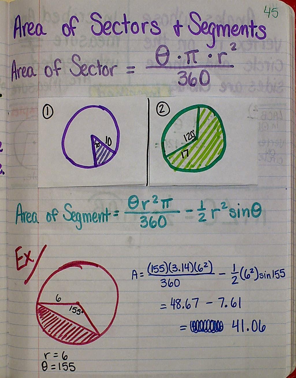 Mrs Atwood S Math Class Circles