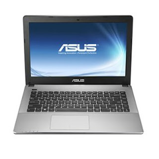 Laptop ASUS  X451CA – Intel i3-3217U