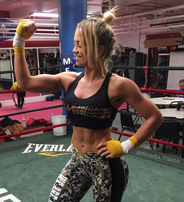 Fitness Model Wioletta Pawluk @wioletta_pawluk