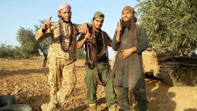 Milisi Syiah yang Bertobat dan Menjadi Pejuang Islam Suriah