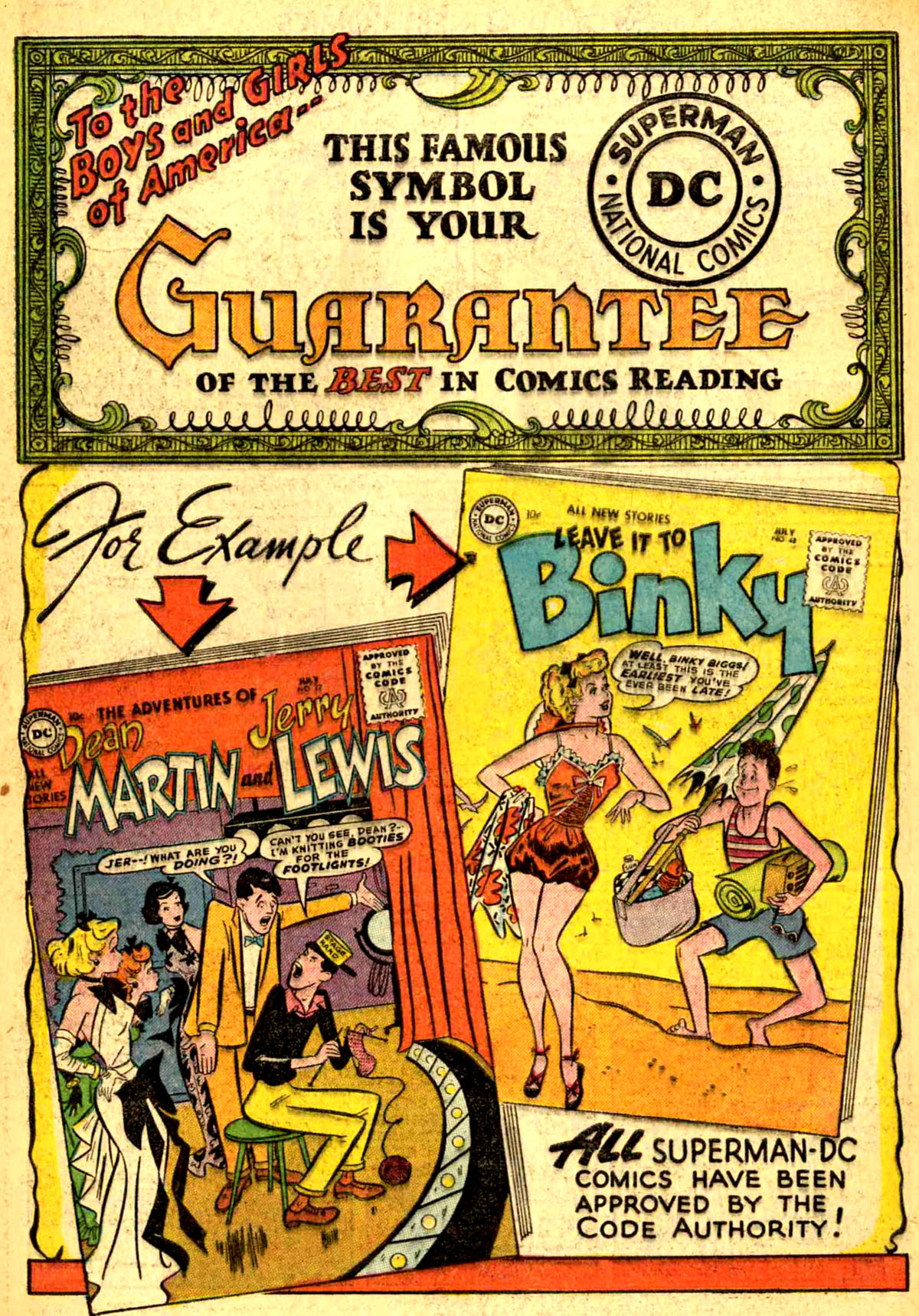 Read online World's Finest Comics comic -  Issue #77 - 34