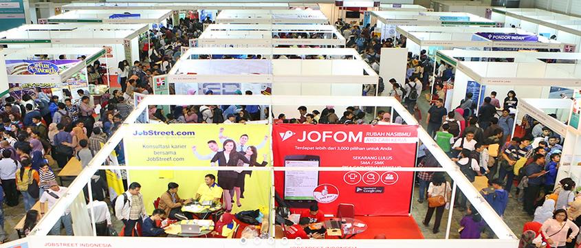 JobFair September 2016 Di JIEXPO Kemayoran Jakarta