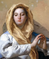 Mary, conceived without sin.