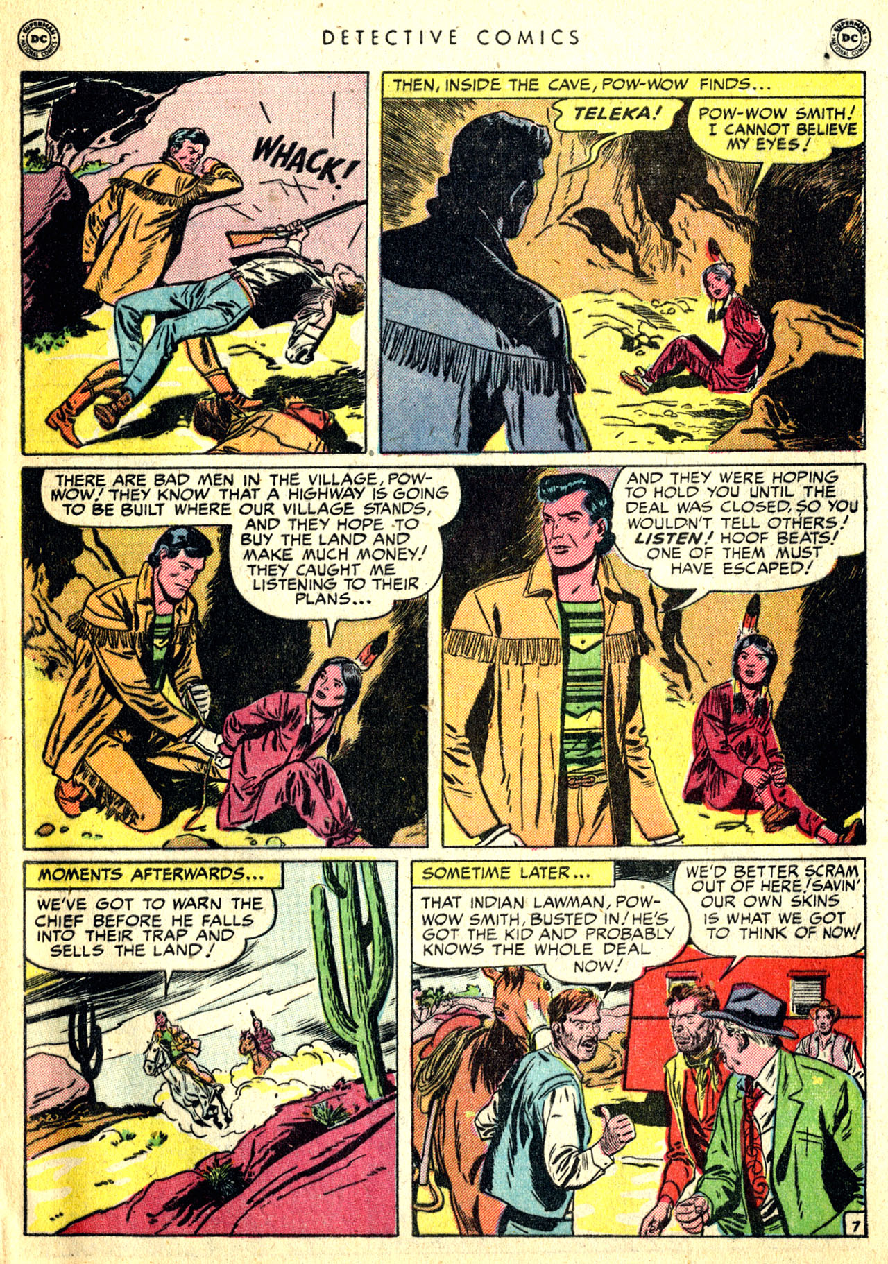 Read online Detective Comics (1937) comic -  Issue #168 - 47