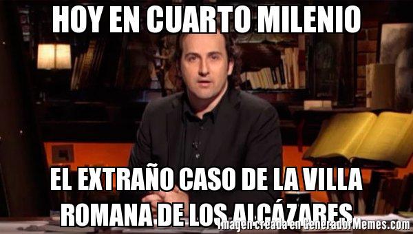 Los Alcazares Hoy: LaEcocultural llama a Cuarto Milenio para que ...