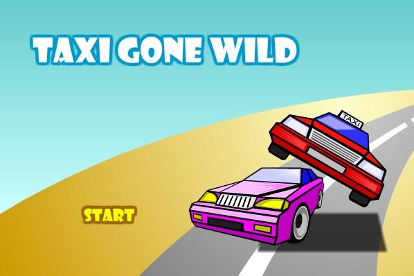 Taxi Rennen Spiel