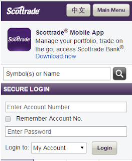 Scottrade Sign in