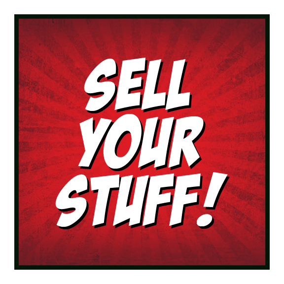 Sell Your Stuff for Crypto Currency !