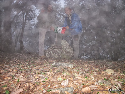 Conquista de la cumbre del Cerro Grande de Ameca Picacho de la Cruz