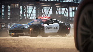 NFS Payback Police Wallpaper