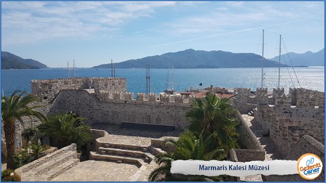 Marmaris-Kalesi-Muzesi