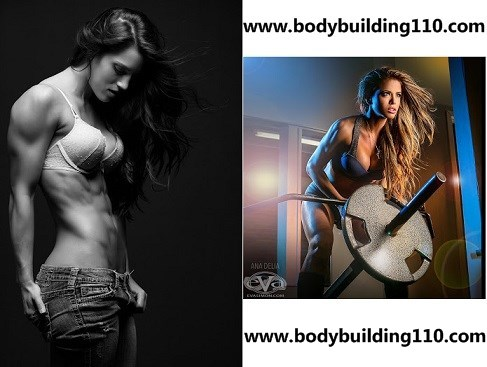 Top 5 Tips for Women  To Develop Lean Muscle Tone