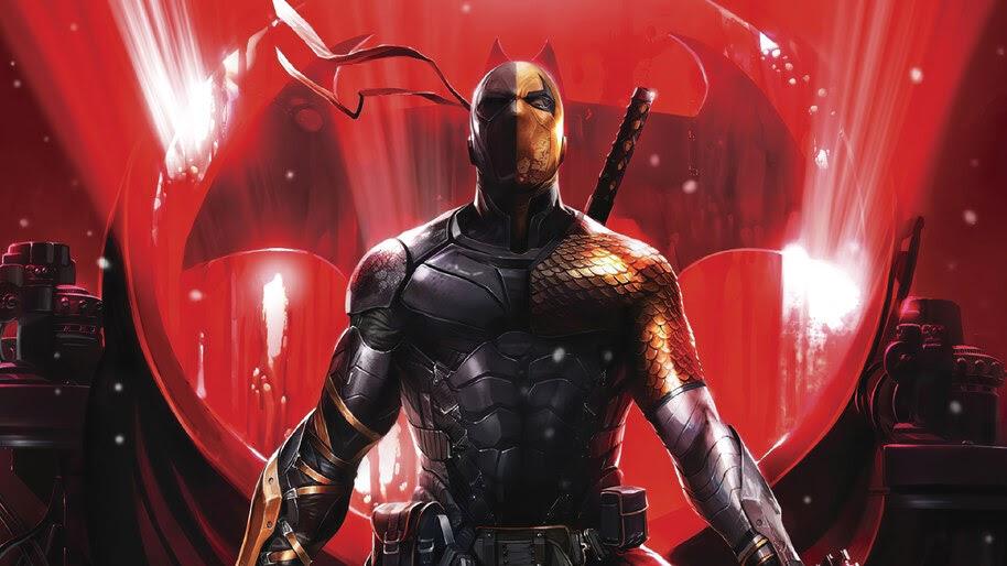 Deathstroke, DC, Supervillain, 4K, #6.1233
