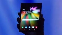 Samsung Resmi Perkenalkan Smartphone Layar Lipat Infinity Flex Display
