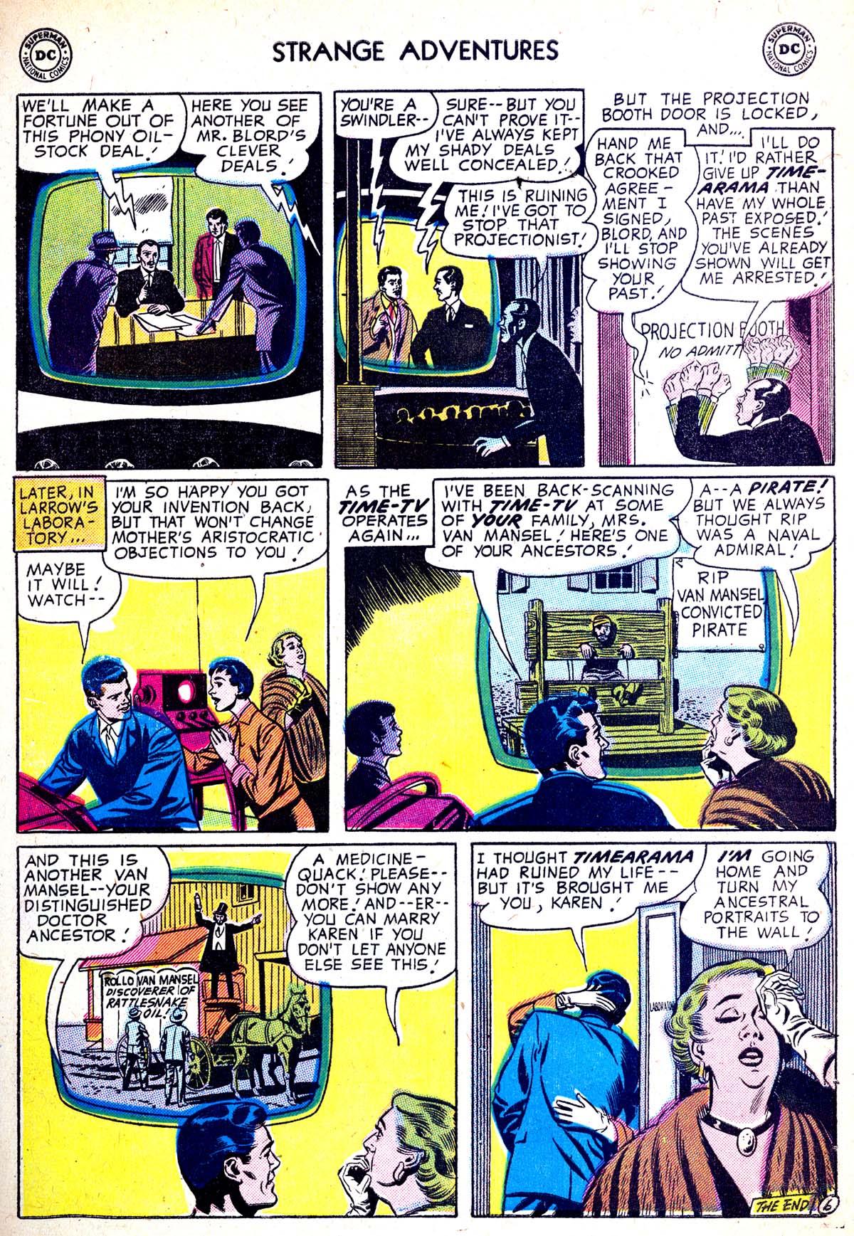 Strange Adventures (1950) issue 75 - Page 33