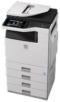 Sharp MX-B402 Printer Drivers & Software