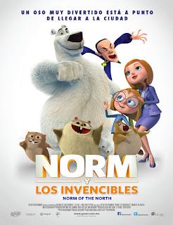 Norm y los Invencibles (2016)