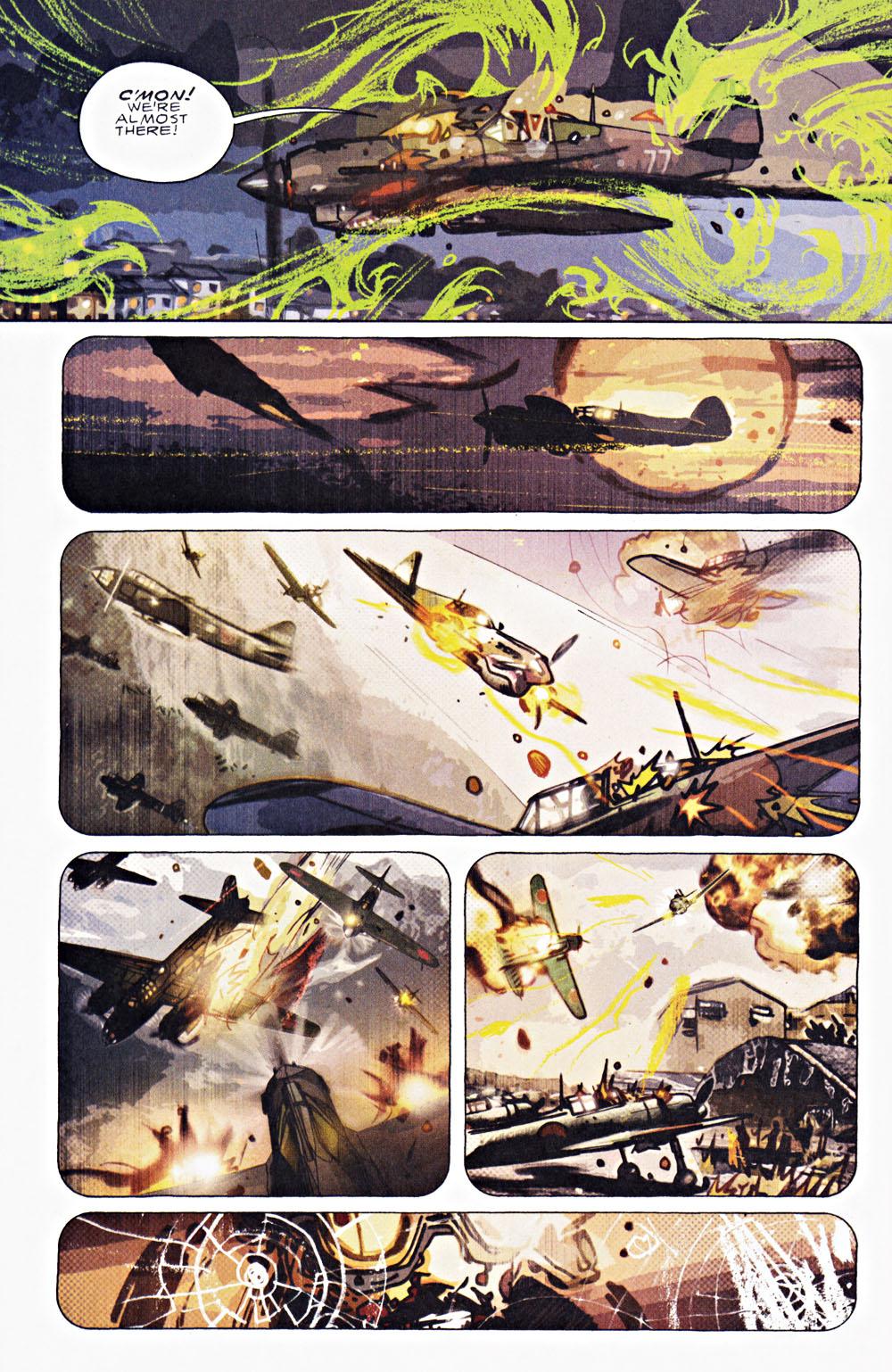 Read online Hellboy: Weird Tales comic -  Issue #7 - 6