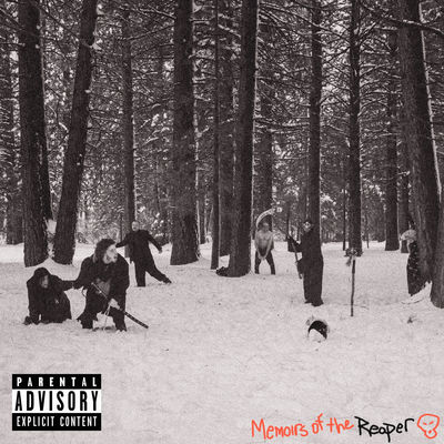 Azizi Gibson - Memoirs Of The Reaper - Album Download, Itunes Cover, Official Cover, Album CD Cover Art, Tracklist