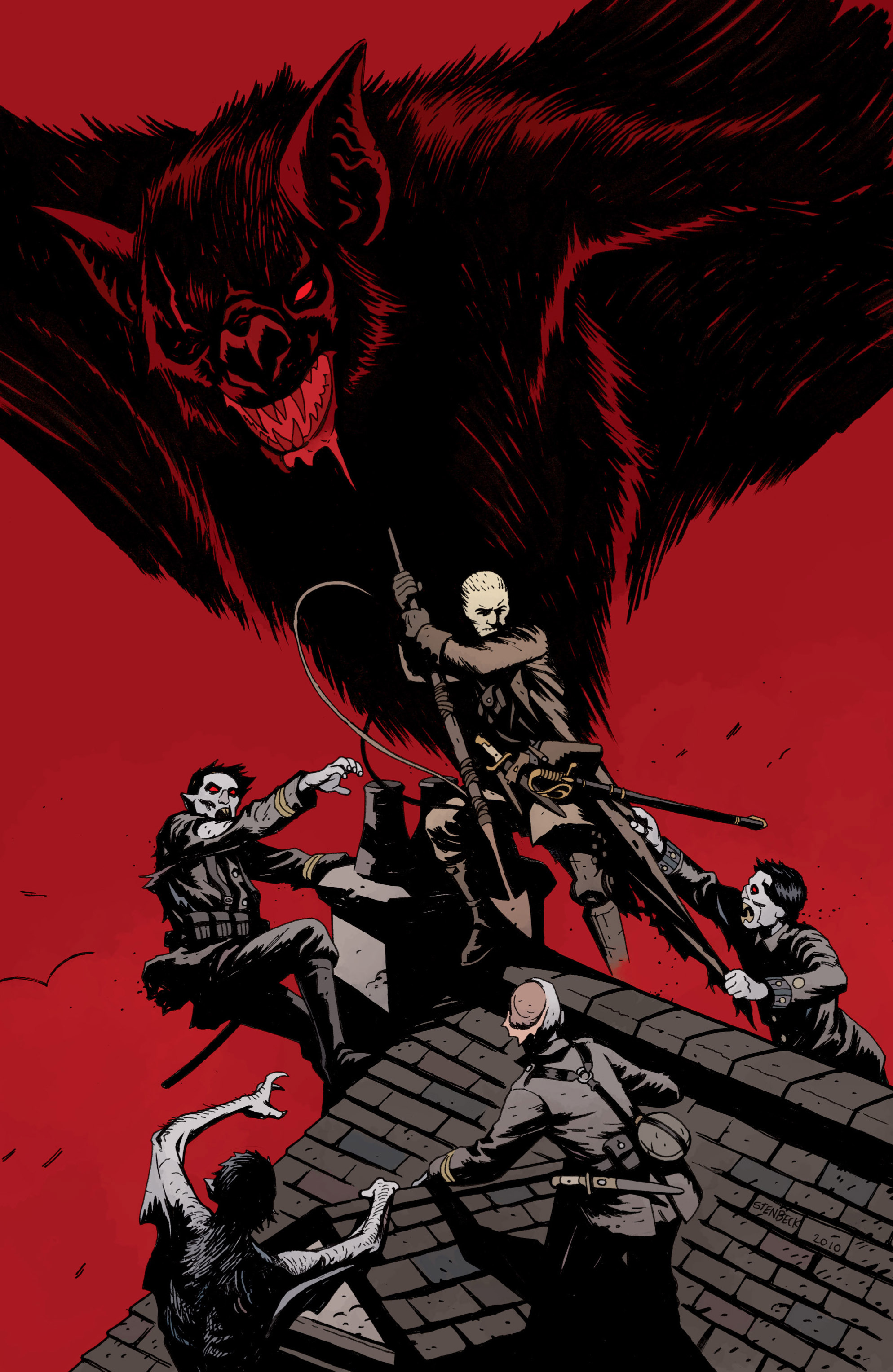 Read online Baltimore: The Plague Ships comic -  Issue # TPB - 130