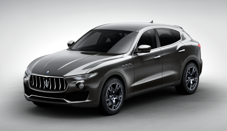 Maserati Levante 2017 Couleurs Colors