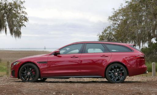 2019 Jaguar XF Sportbrake Review