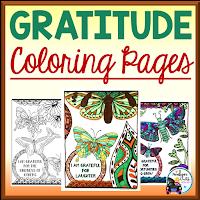 gratitide coloring pages