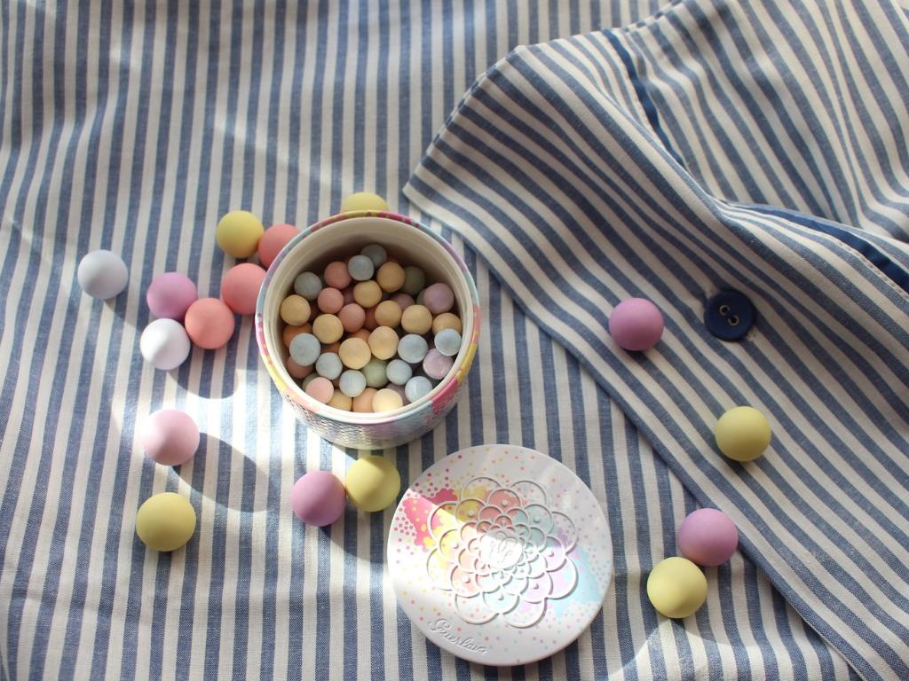 W kolorach tęczy czyli GUERLAIN Météorites Rainbow Pearls