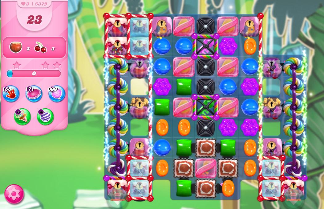 Candy Crush Saga level 6379