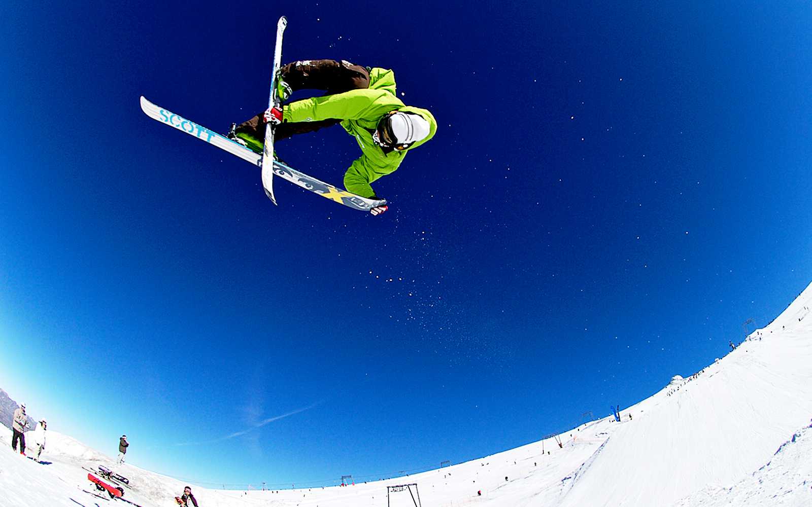 All Sport Wallpaper Hd: Skiing Winter Sports HD Wallpapers
