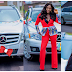 NIGERIAN BLOGGER BUYS HERSELF A MERCEDES BENZ SUV FOR HER BIRTHDAY SHARES HER INSPIRING STORY