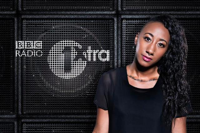 Jamz Supernova - BBC Radio 1Xtra