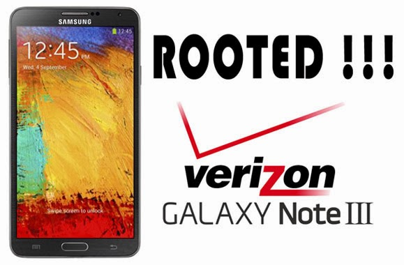 How to Root Verizon Galaxy Note 3! ~ AndroidRootz com