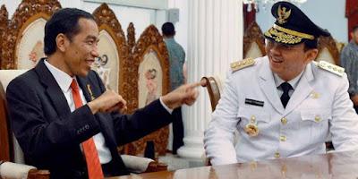 Jokowi Sengaja Buat Skenario Agar PDIP Dukung Ahok