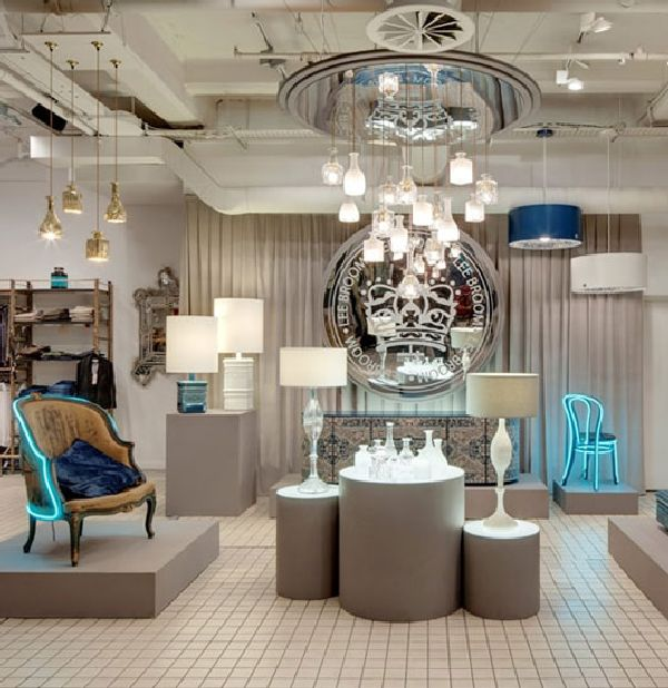 Lighting Retail Stores: Cabinet Space: Lighting 101