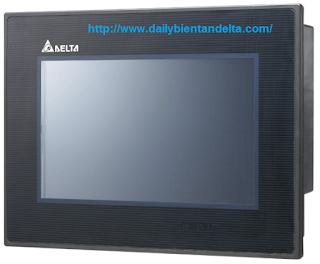 Màn hình cảm ứng HMI Delta DOP-B07E415