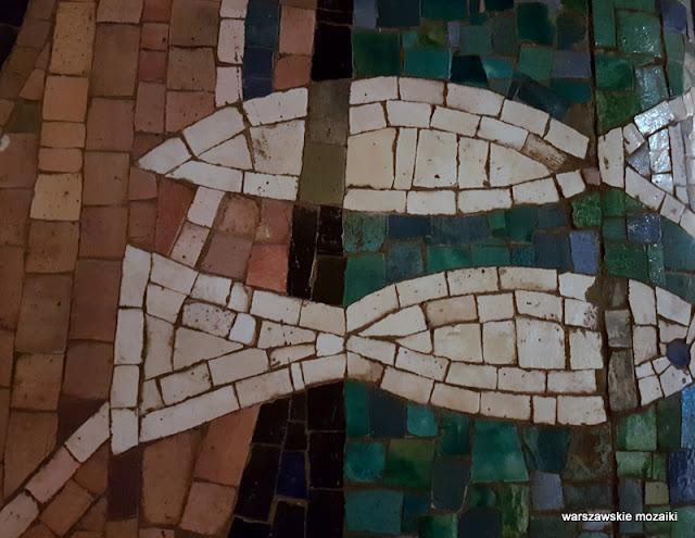 warszawskie mozaiki kino Bajka Marszałkowska 138