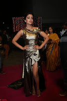 Shreya Saran in Skin Tight Golden Gown ~  Exclusive 048.JPG