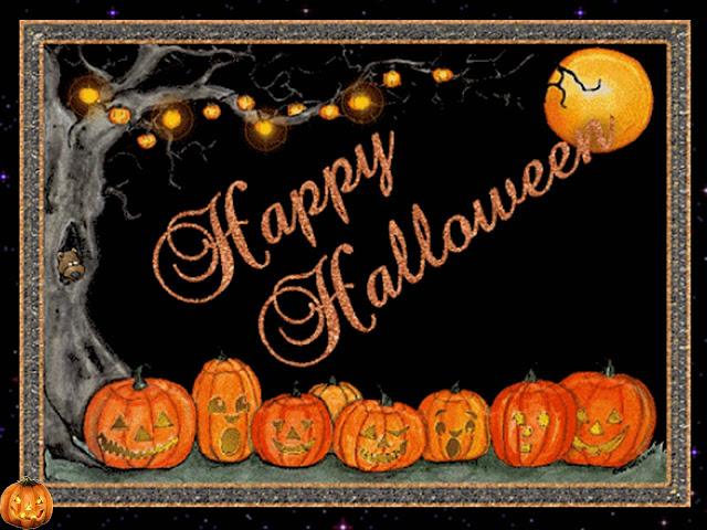 31 октября — Хэллоуин. Мило, страшно, весело!