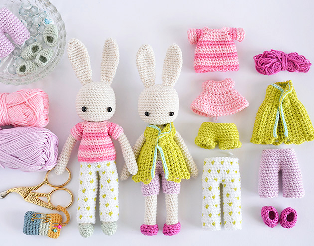 Crochet Object