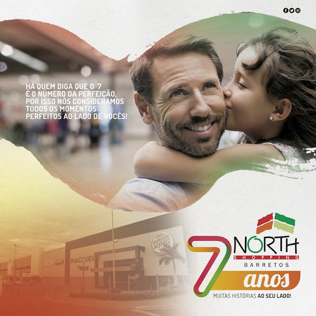 North Shopping Barretos chega aos 07 anos comemorando consolidação regional