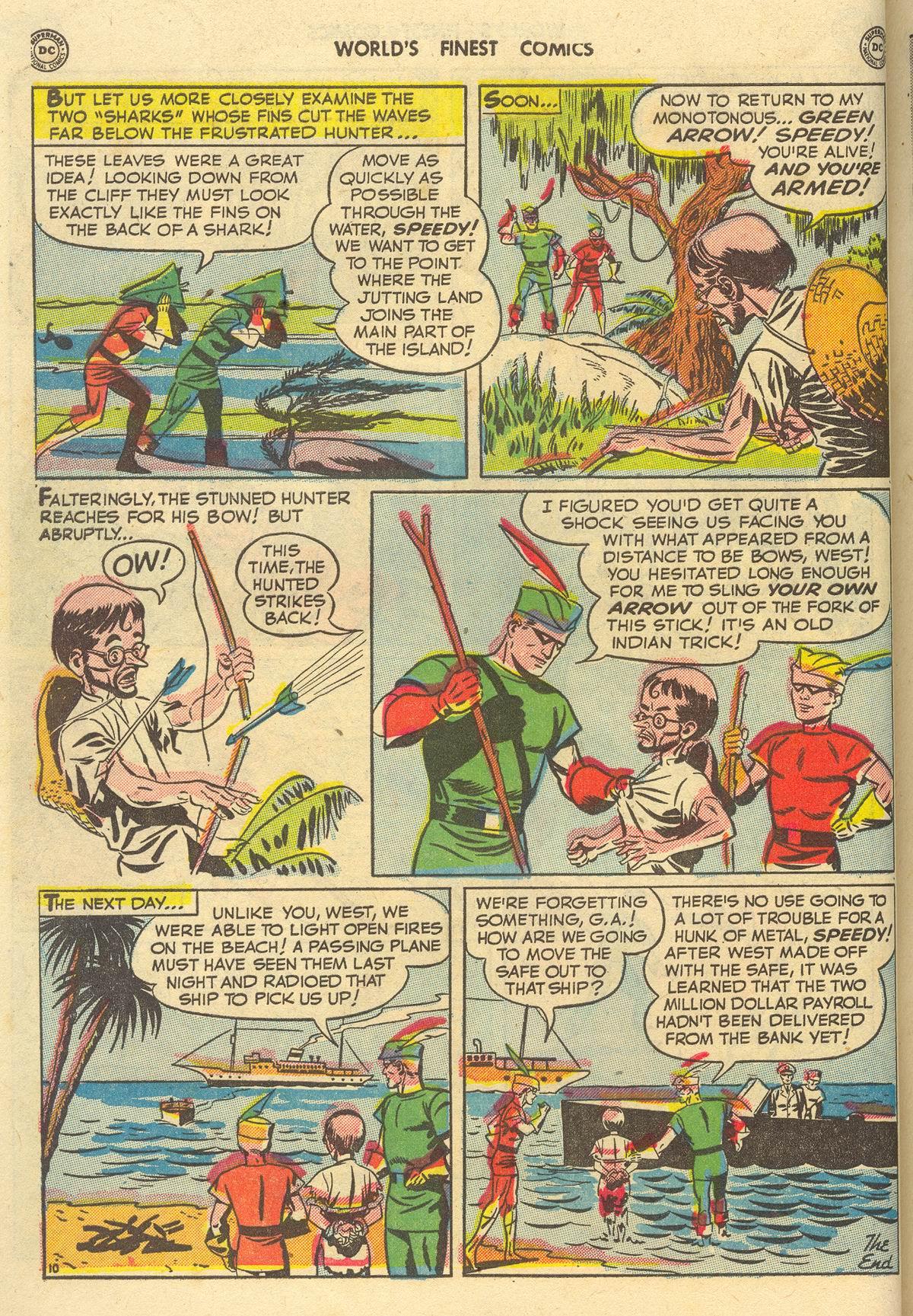 Read online World's Finest Comics comic -  Issue #51 - 26