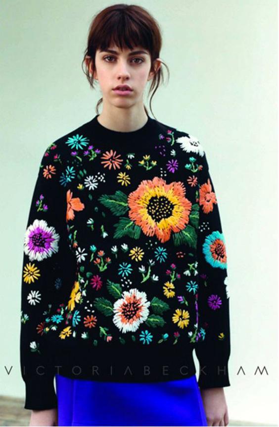 blog mode - broderie fleurs